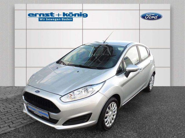 Fiesta, 1.5 TDCi Trend, Cool & Sound Paket, Ganzjahresreif