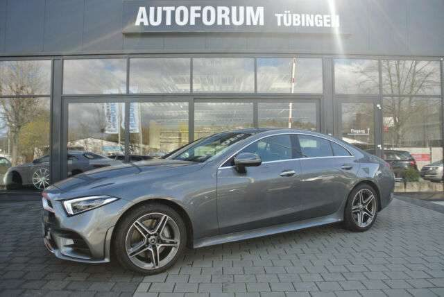 CLS 350, d 4MATIC *AMG-LINE*AIRMATIC*WIDESCREEN*