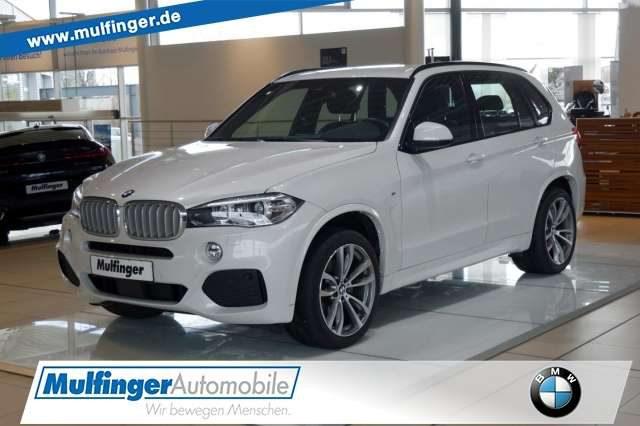BMW, X5, xDrive 40d M Sport Dr.As+ HUD 20