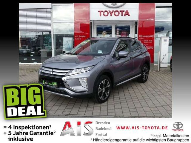 Eclipse Cross, 1.5 T-MIVEC Intro Edition 4WD LED Le