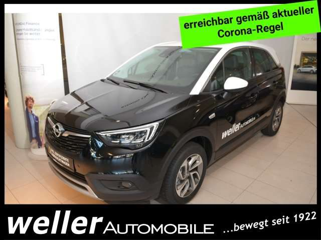 Crossland X, 1.2 Innovation Euro6D-TEMP Kamera Winterpaket