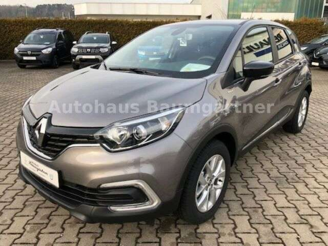 Captur, Limited Deluxe Energy TCe 90 NAVI