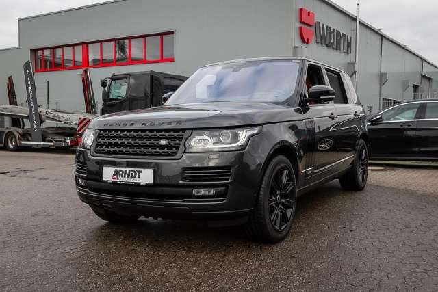 Range Rover, V8 Supercharged Autobiography LWB AHK