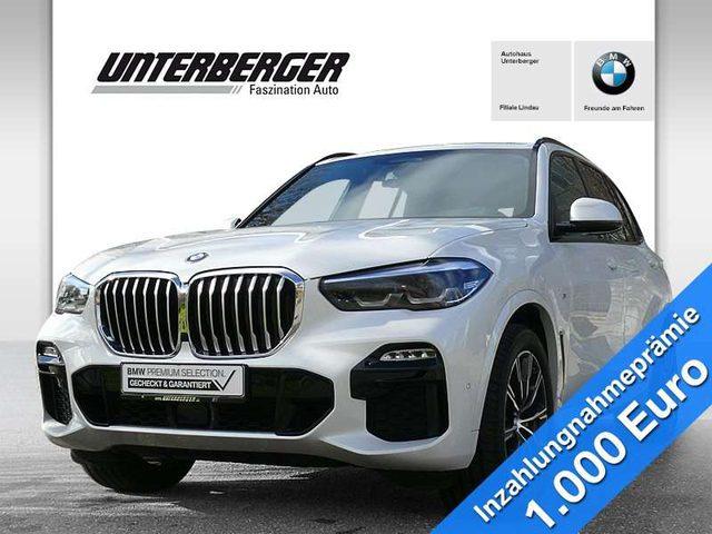 BMW, X5, xDrive30d M Sportpaket Gestiksteuerung WLAN