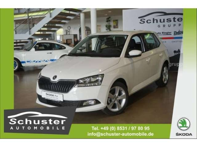 Skoda, Fabia, Cool Plus 1.0 TSI Klima SHZ PDC Bluetooth