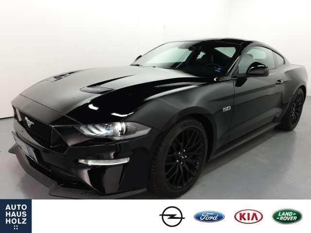 Mustang, GT 5.0 Ti-VCT V8 EU6d-T Leder Navi Keyless Klimasi