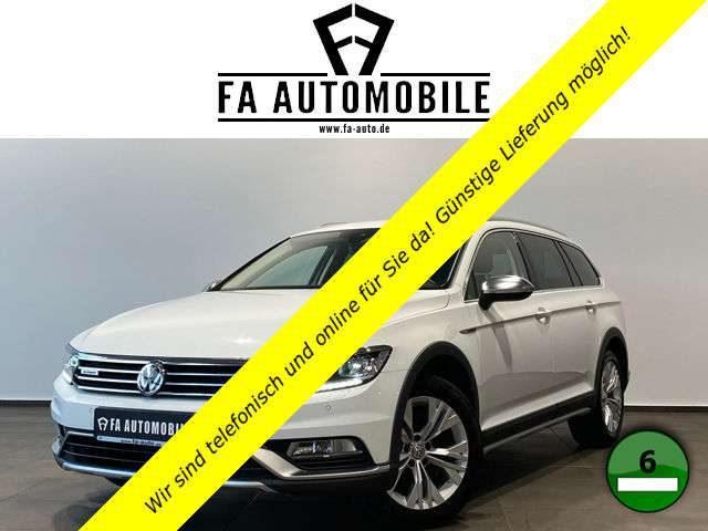 Volkswagen, Passat Alltrack, 4M Navi LED Kamera Leder Acc Ahk