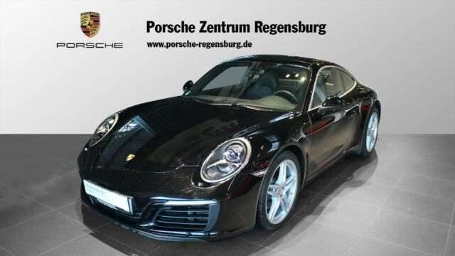 911, Urmodell 991 Carrera - Schaltgetriebe-