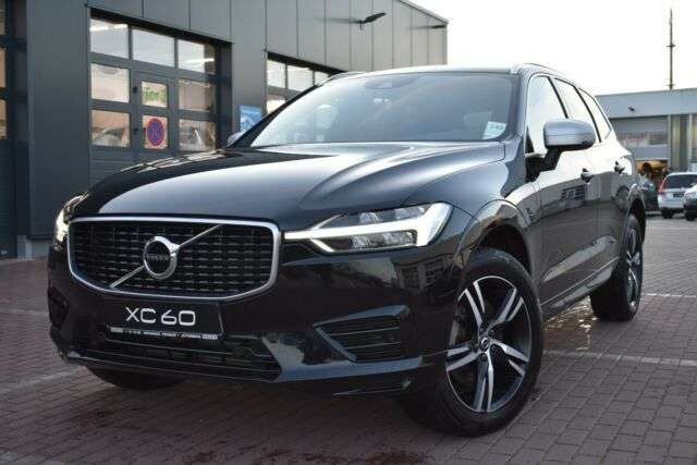 XC60, T8 Twin Engine R-Design*RFK*Lhzg*AHK*Stdhzg