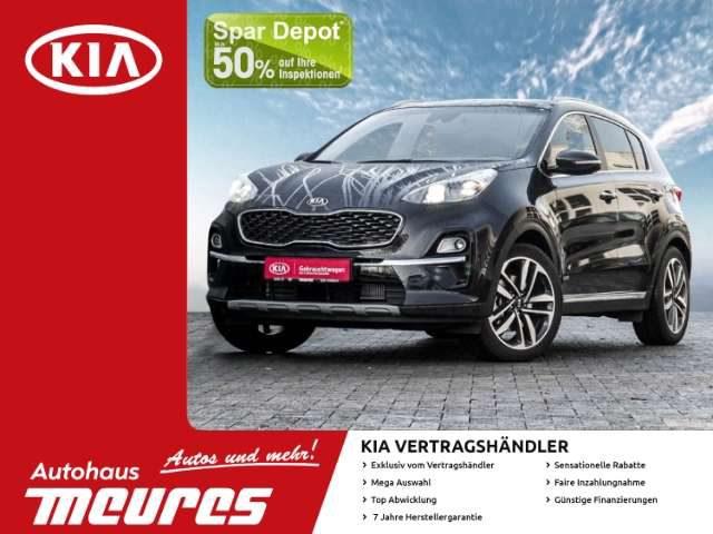 Kia, Sportage, 2.0 CRDi Mild Hybrid 4WD Platinum Ed. -