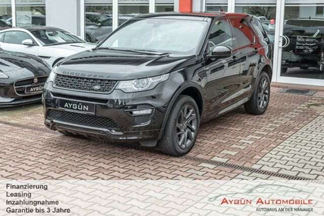 Discovery Sport, TD4 Aut. HSE Dynamic Pack Panora
