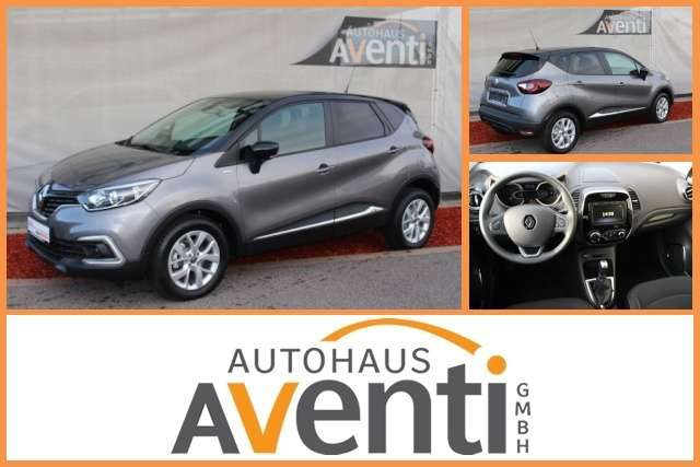 Renault, Captur, 1,3 TCe 150 Limited*Navi*DAB*PDC*Tempom.*