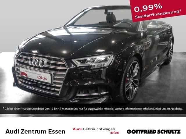 Audi, S3, CABRIOLET 2.0 TFSI QUATTRO S-tronic LED NAV SHZ