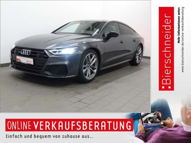 Audi, A7, Spb. 50 TDI qu. tiptronic 2x S line 622,- Leasing*