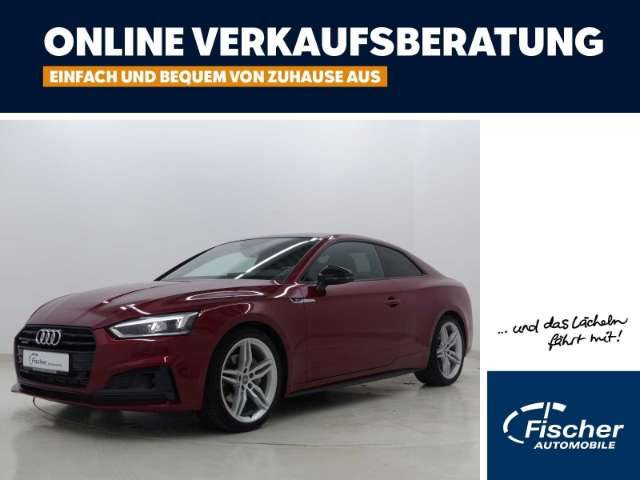 Audi, A5, Coupe 3.0 TDI quattro S-Line Selection