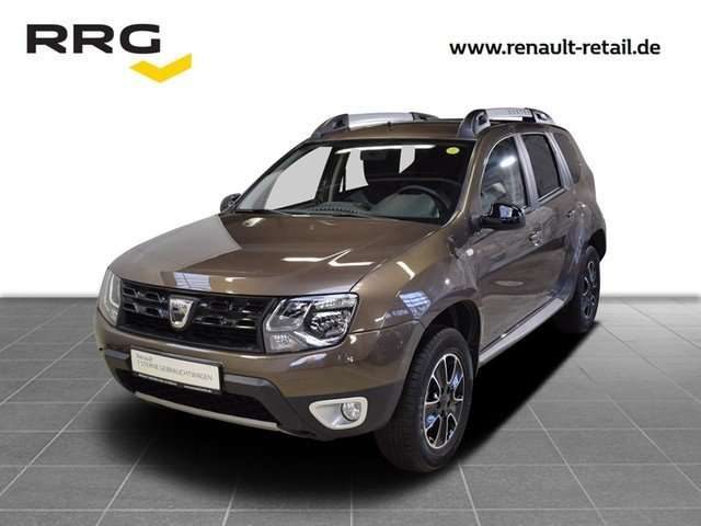 Duster, DUSTER 1.2 TCE 125 BLACK SHADOW SUV
