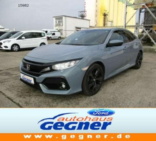 Honda, Civic, Limousine 5D 1.0 Elegance ACC Kamera Navi