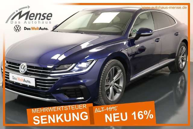 Volkswagen, Arteon, 2.0 TDI R-LINE Business Premium ACC Navi Pro