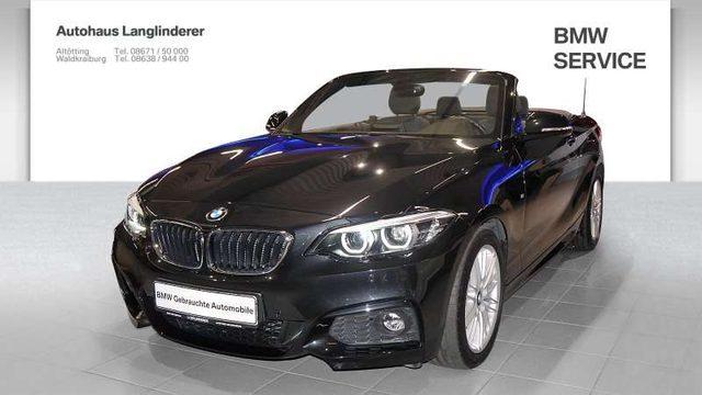 BMW, 220, i Cabrio A M Sport NP 50.176,- LED USB Shz