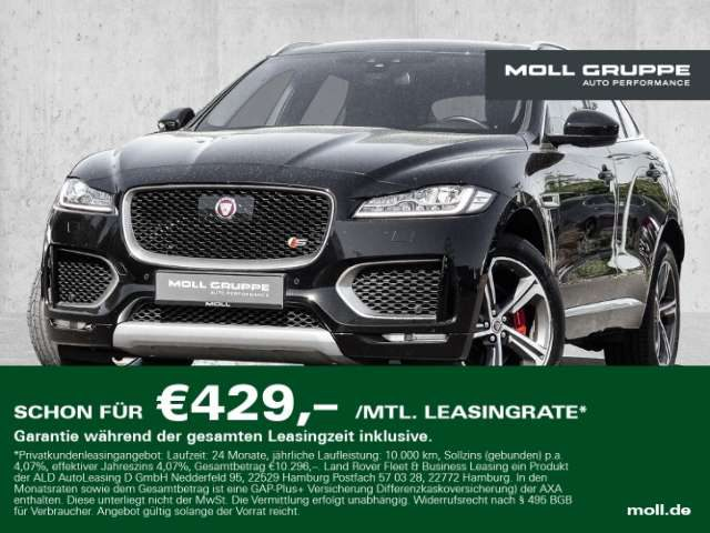 F-Pace, First Edition AWD 30d LED el.Sitze Keyless
