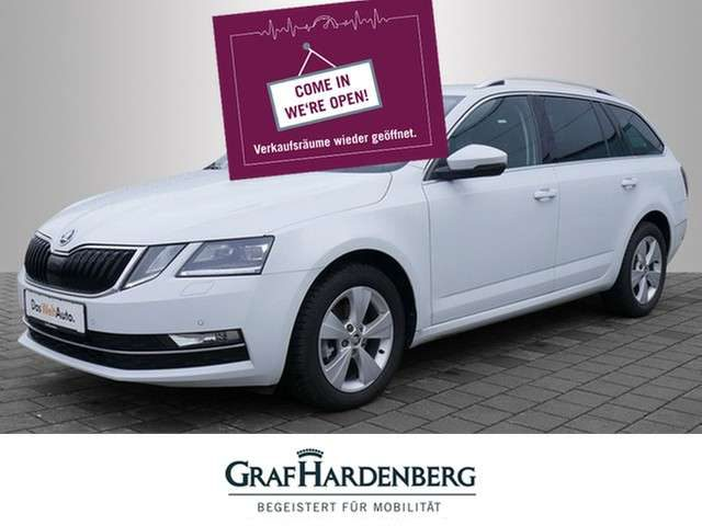 Skoda, Octavia, Combi 1.6 TDI Style ACC LED Lane Assist