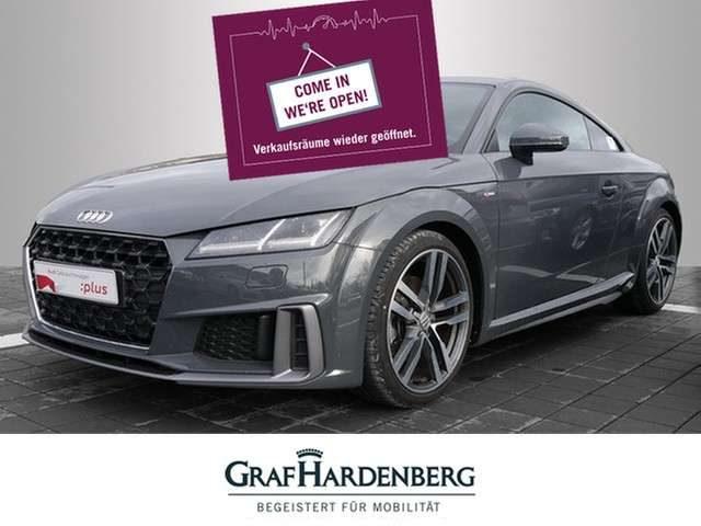Audi, TT, Coupé 40 TFSI S tronic S-line LED MMI Navi