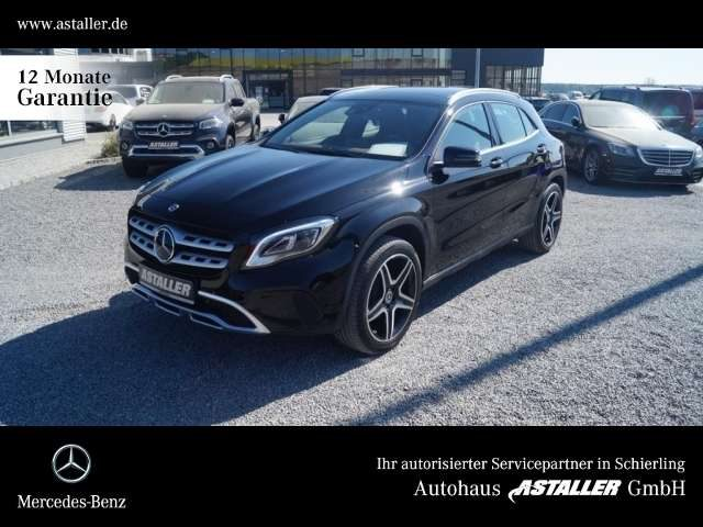 GLA 250, 4M Urban+Exclusivp+19''AMG+Nav+Kam+Distro