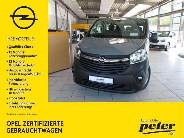 Opel, Vivaro, B Kombi L1H1 1.6 CDTI Biturbo Euro6 (BDK)