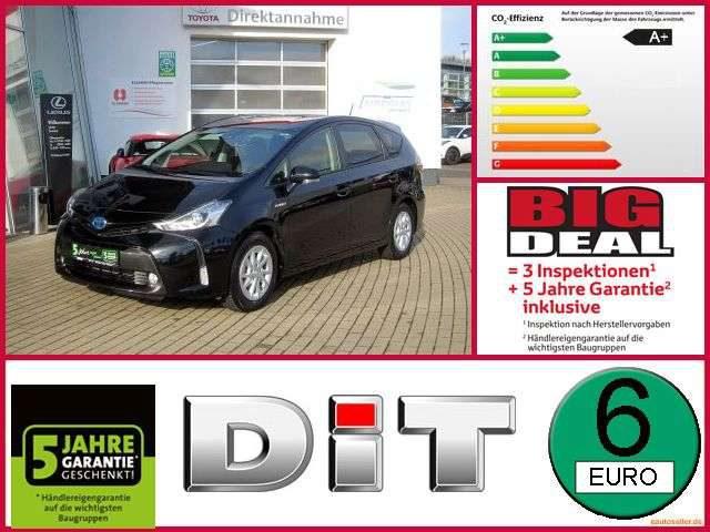 Prius, Plus 1,8 Hybrid Comfort Taxi Klimaaut., Sitz
