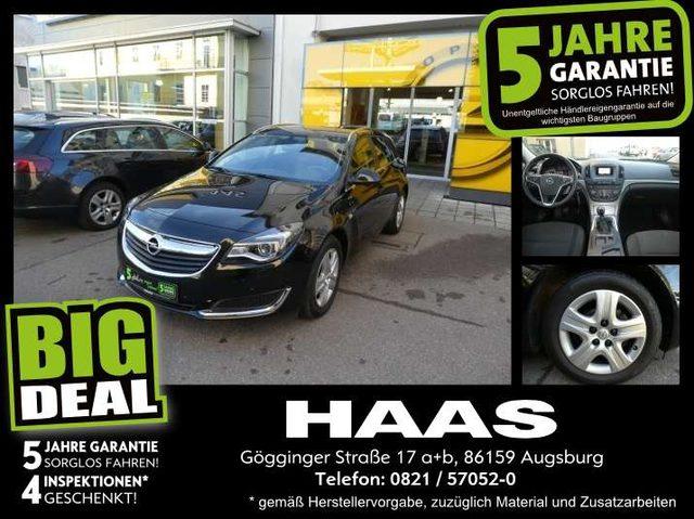 Opel, Insignia, A ST 1.4 Turbo Edition Sitz- & Lenkradhei