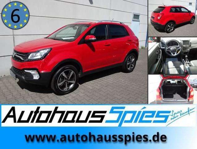 Korando, 2.0 E-XGI 2WD Sapphire Automatik EURO6