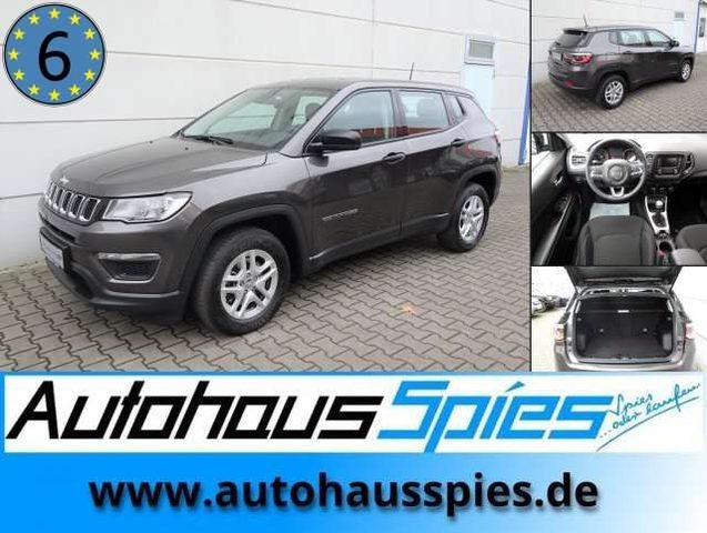 Jeep, Compass, 1,4 MultiAir Sport 2WD EURO6 Bluetooth Tempomat