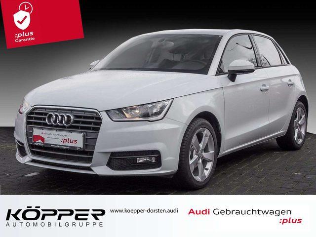 Audi, A1, Sportback 1.0 TFSI sport 0,99% FIN W-RÄDER NAV-VO