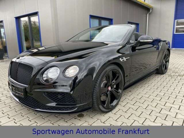 Continental, GTC V8 S *Diamond Edition * 1 OF 25