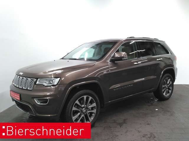 Grand Cherokee, 3.0l V6 Automatik 4WD Overland LEASINGAKTION