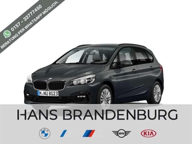 BMW, 218, Active Tourer d A Advantage Navi LED PDC RTTI