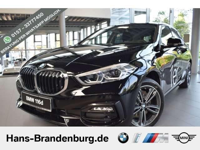 BMW, 116, d LiveCock+ Sportl LED