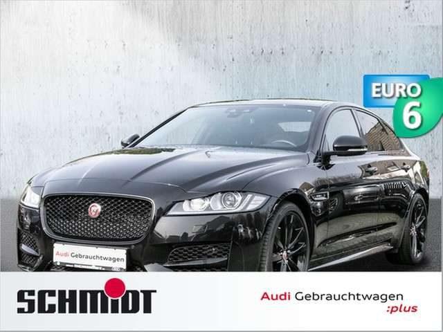 Jaguar, XF, 35T AWD R Sport Navi, LM 20, Parkassistent, Komfo