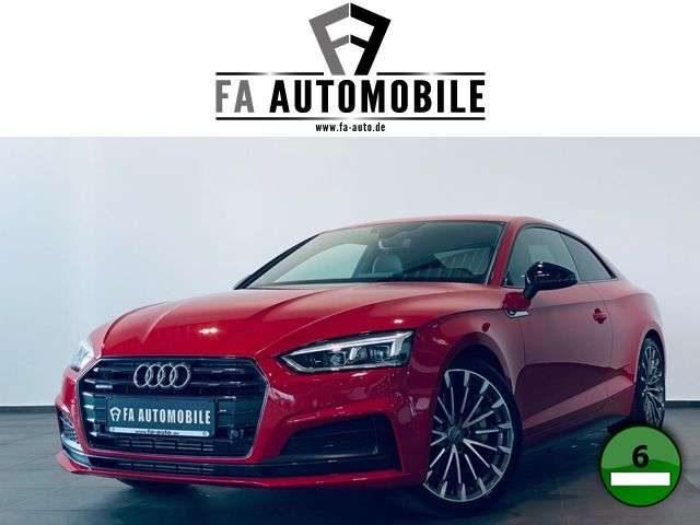 Audi, A5, Coupe 4x S Line Matrix Virtual Leder 19 Zoll