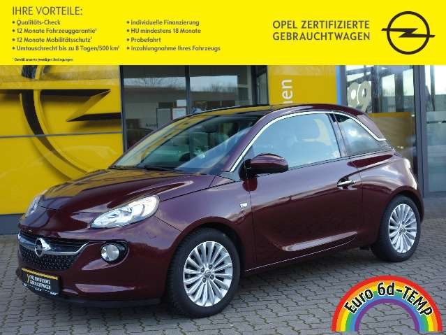 Opel, Adam, Glam Shz Panorama 4.0IntelliL. Allwetter