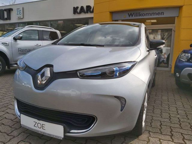 Renault, ZOE, (ohne Batterie) 41 kwh Life mit LIMITED Paket