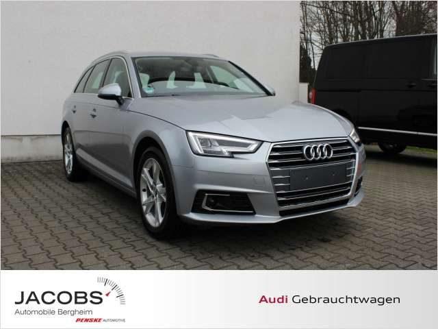 Audi, A4, Avant 2.0 TDI sport AHK,PDC,ACC,LED,virtual-Coc