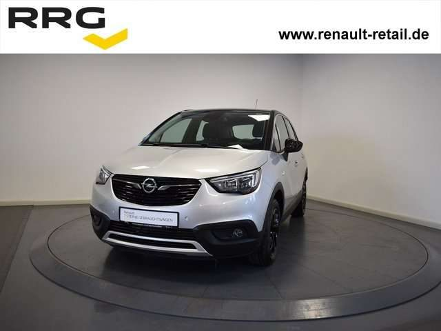 Crossland X, 1.2 Turbo (EU6d-TEMP) Innovation HU+
