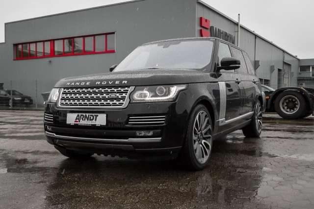 Range Rover, V8 Supercharged Autobiography LWB Ex