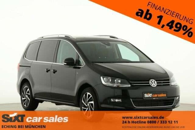 Volkswagen, Sharan, 2.0 TSI Join|Sitzhzg|Navi|Parkpilot