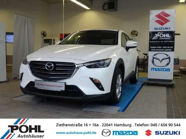 Mazda, CX-3, Exclusive-Line Aut. ACAA Multif.Lenkrad RDC Klimaa