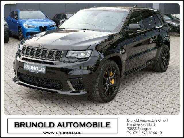 Jeep, Grand Cherokee, SRT Trackhawk 6.2l V8 HEMI 710 PS