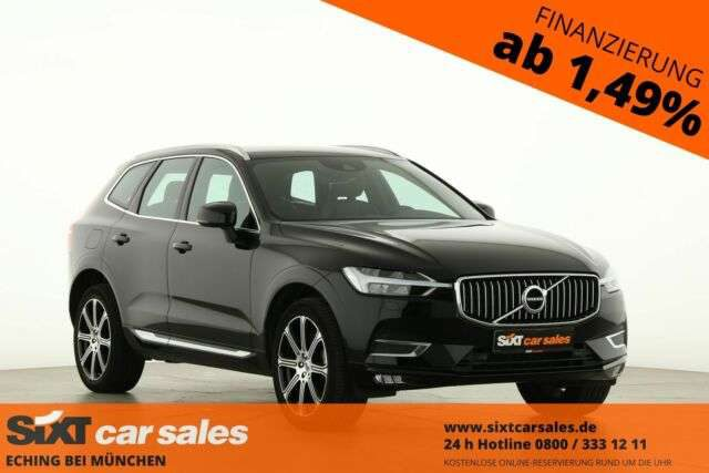 XC60, D5 AWD Inscription LED|Leder|SENSUS|Navi