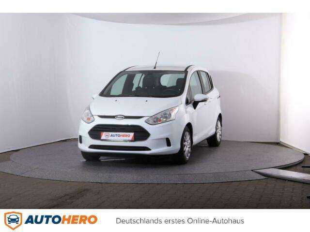 Ford, B-Max, 1.4 Trend *Winter*Cool&Sound-Paket*