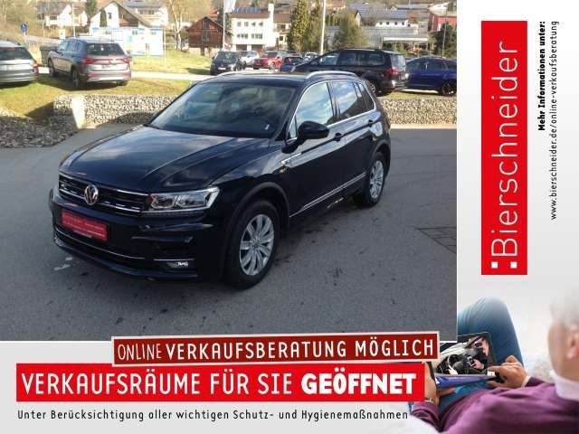 Tiguan, 2.0 TSI DSG 4Mo. R-LINE Highline NAVI LED ACTIVE-I